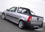 Dacia Logan Pick-up tunat de Elia2873