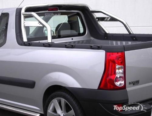 Dacia Logan Pick-up tunat de Elia2874