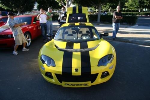 Dodge EV si Challenger - O infruntare decisiva2905