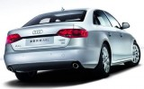 Audi A4L - Patrundere pe taramul chinez...2912
