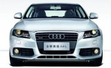 Audi A4L - Patrundere pe taramul chinez...2913