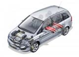 Opel Zafira CNG: Turbo, cu gaz natural2859