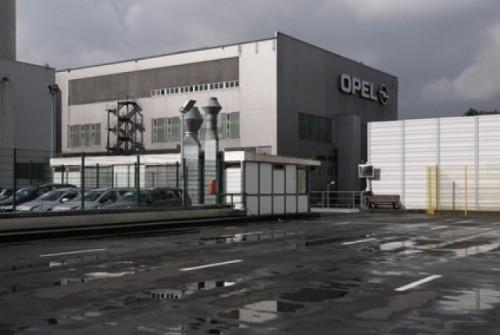 Opel cere ajutor financiar Guvernului german2843