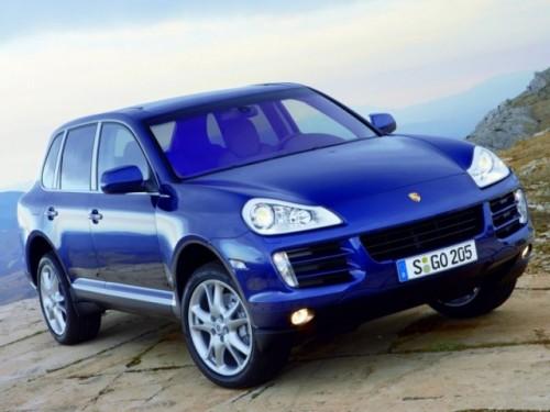 Primul Porsche diesel din istorie!2836