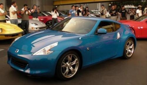 Nissan 370 z - O dezvaluire prematura2827