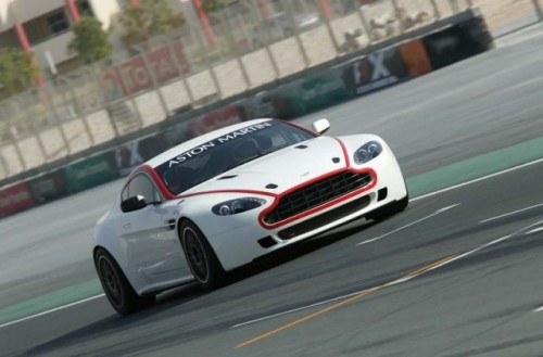 Aston Martin Vantage GT4 - Succesorul lui N24!2802