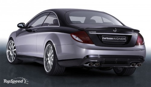 Carlsson Aigner CK65 RS Eau Rouge Dark2747