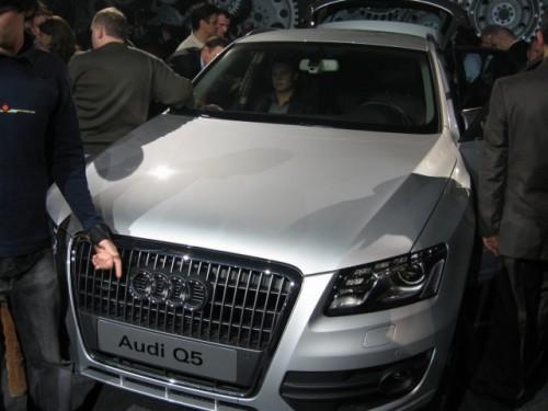Lansare Audi Q5 Romania2708