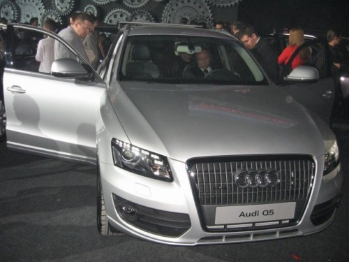 Lansare Audi Q5 Romania2717