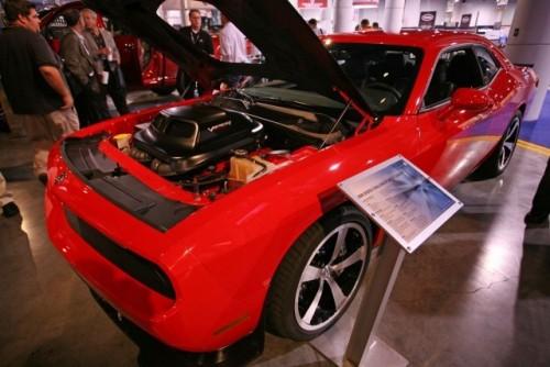 Dodge Challenger SRT10 - O vedeta la SEMA!2687