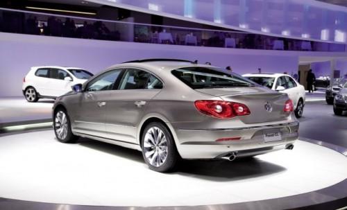 Volkswagen Passat CC - O prima impresie buna2702