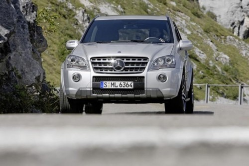 Mercedes ML 63 AMG - Ceva special de aniversare2613