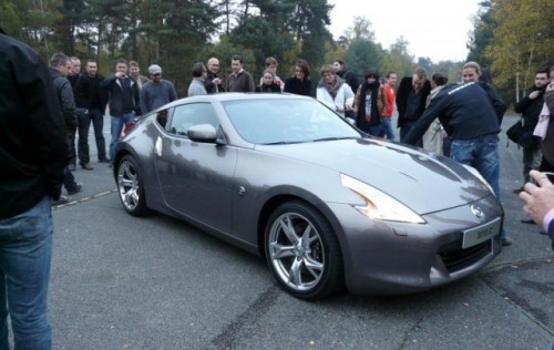 Nissan 370z - Finalmente in realitate!2616