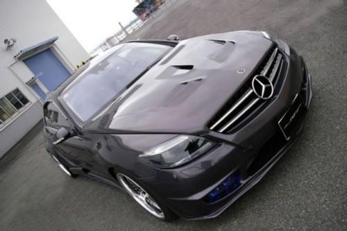 Mercedes CL Super Wide - Atentie din partea VITT!2624