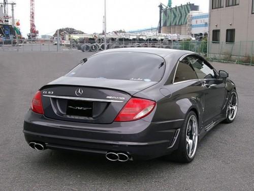 Mercedes CL Super Wide - Atentie din partea VITT!2625