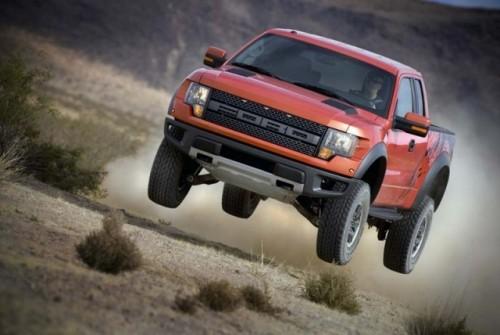 Ford F-150 SVT Raptor - Un video pe masura performantelor!2626