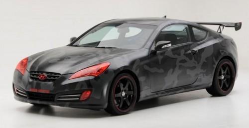 Hyundai Genesis Coupe - O surpriza marca Street Concepts2540