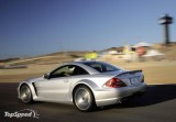 2009 Mercedes SL 65 AMG Black Series2527
