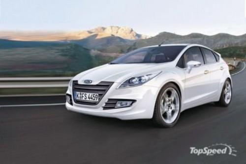 Noua generatie Ford Focus vine in 20102525
