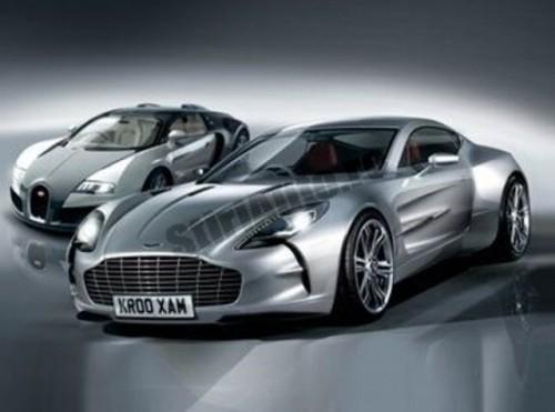 Aston Martin One-77, masina de 1.5 milioane de euro2509