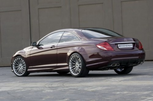 Mercedes CL 65 Coupe - Evolutia Kicherer!2493