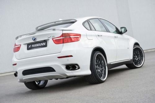 HAMANN BMW X6 - O doza de putere!2485