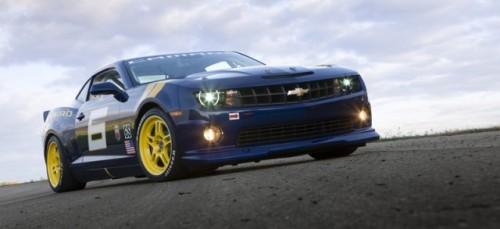 Chevrolet Camaro GS Racecar Concept - Trei e cu noroc?2459