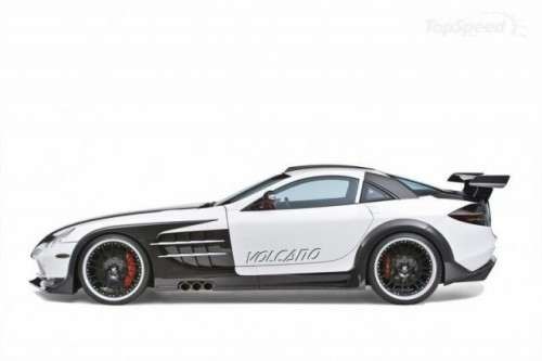 Mercedes SLR Hamann Volcano2426