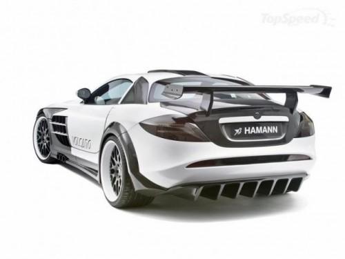 Mercedes SLR Hamann Volcano2427