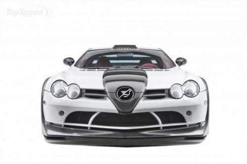 Mercedes SLR Hamann Volcano2428