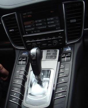 Porsche Panamera - Interiorul dezvaluit!2408