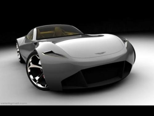 Aston Martin DB-ONE Concept - De sorginte spaniola!2392