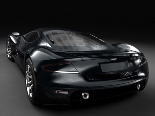 Aston Martin AMV10 - Un posibil succesor?2391