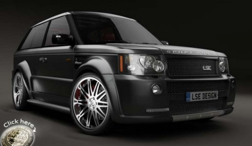 Range Rover Sport - 2 Usi = LSE Coupe!2385