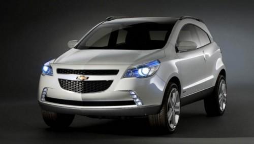 Chevrolet GPix Crossover Coupe - Destinat Americii Latine!2366