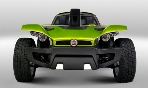 Fiat Bugster, acum FCCII !2376