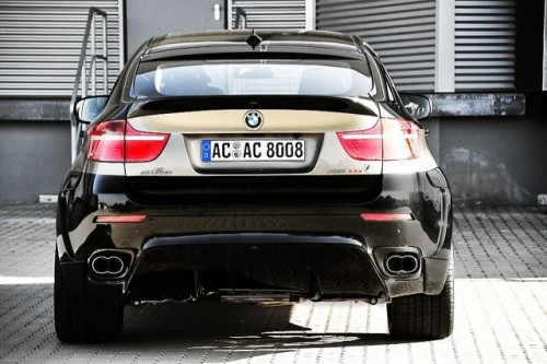BMW X6 Falcon - Un SUV cu personalitate2336