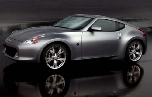 Nissan 370z - Primele imagini oficiale2311