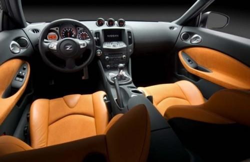 Nissan 370z - Primele imagini oficiale2313