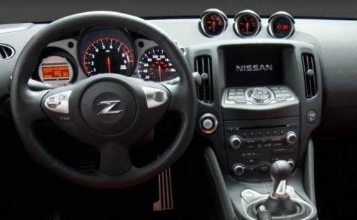 Nissan 370z - Primele imagini oficiale2314