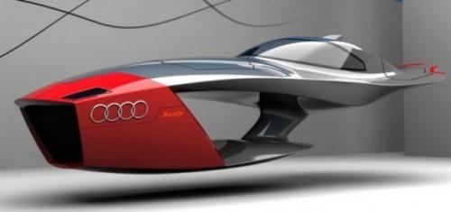 Audi Calamaro - Un design excentric2318