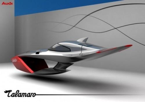 Audi Calamaro - Un design excentric2319