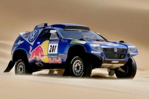 Volkswagen Race Touareg 2 - Pregatindu-se pentru Dakar!2323