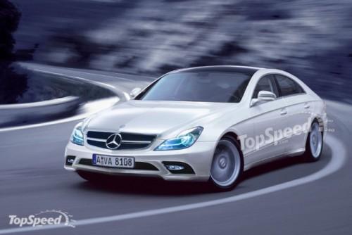 Asa va arata viitorul Mercedes CLS?2302