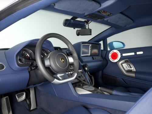 Lamborghini Gallardo LP560-4 Polizia - Un cadou pentru fortele legii2297