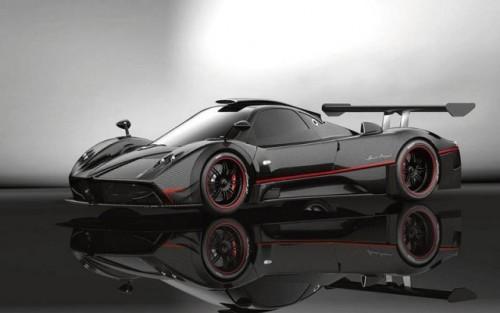 Pagani Zonda R -  Imagini impresionante pentru un vehicul impresionant2287