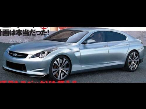 Nissan GT-R Sedan - Cel mai nou membru al clubului...2283