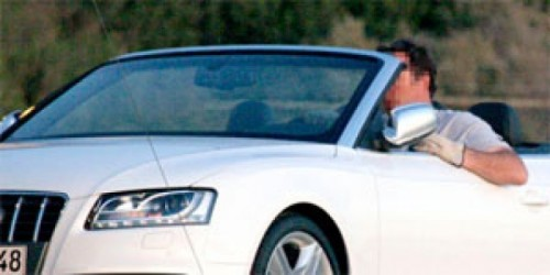 Audi S5 Cabrio - O sedinta foto insorita!2263