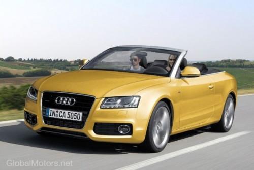 Audi S5 Cabrio - O sedinta foto insorita!2264