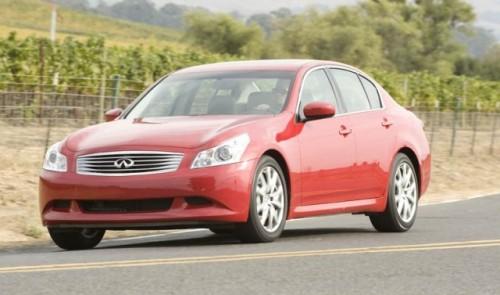 Infiniti G37 Sedan si G37x Coupe - Preturile dezvaluite2253